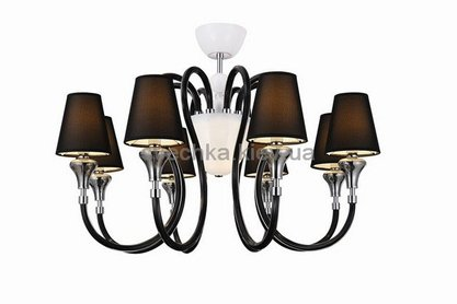 Люстра Zuma Line CHANDELIER MC2070-8BL